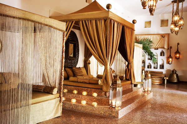 The spa at Baraza Resort & Spa