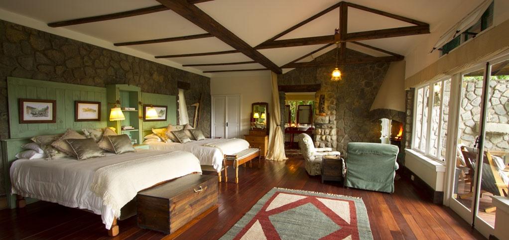 Gibbs Farm   Bedroom