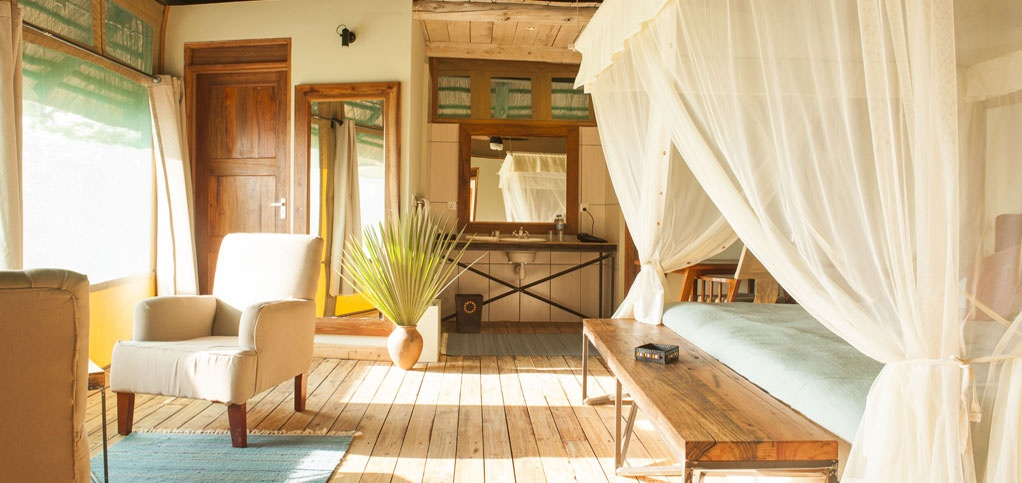 Maramboi tented lodge Rooms