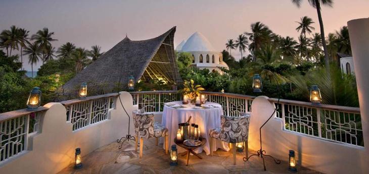 Zanzibar beaches hotel pictures the tanzania specialists for Xanadu villas zanzibar