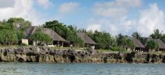 Matemwe Lodge - ocean