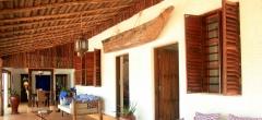 Matemwe House view