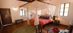 Matemwe House bedroom