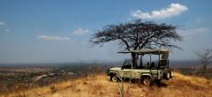 Mdonya Old River Camp - view