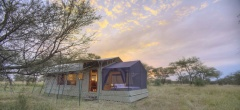 Olakira Migration Camp - New tents