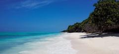 Tanzania Honeymoon - Zanzibar beach