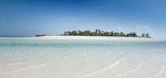 Fanjove Island - beach