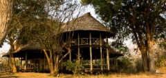 Katavi Wildlife Camp - Main camp
