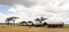 The layout of Kati Kati Camp