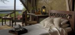 Kirurumu Tented Lodge - bedroom