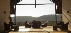 The views from Kitela Lodge