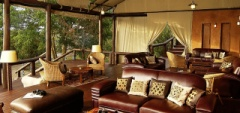 Serengeti Migration Camp - Lounge