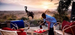 Masai Camp - View