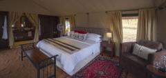 Nimali Camp - Bedroom