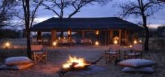 Olakira Camp - Camp fire