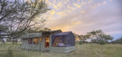 Olakira Camp - New tents