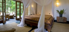 Plantation Lodge bedroom