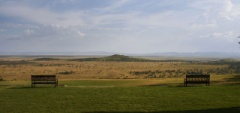 View from Sasakwa