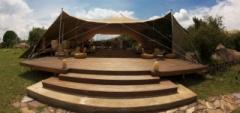 Sayari Mara Camp - main tent