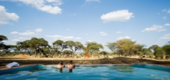 Swala Safari Camp - Pool