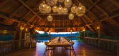 Savuti Camp - Dining