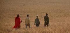 Walking Safari in Kenya
