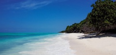Zanzibar beaches - Ras Nungwi beach