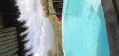 Arlene - Maasai Lodge