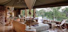 Faru Faru Lodge - lounge