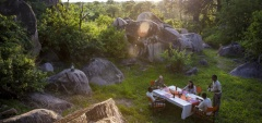 Jabali Ridge - sundowners