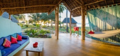 Butiama Beach - veranda
