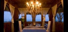Breezes Beach Club - dinner