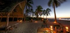 Fanjove Island - Night on the beach