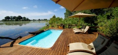 Jacana Camp - Pool