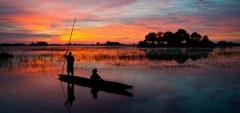 Jao Camp - Sunset