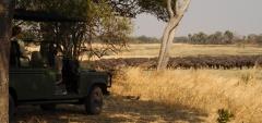 Katavi wildlife camp - view