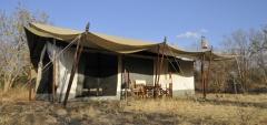 Kwihala Camp - tent