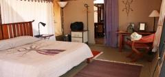 Kwihala Camp - bedroom