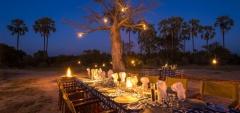 Kwetsani Camp - Dinner