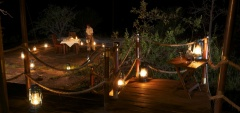 Serengeti Migration Camp - Balcony