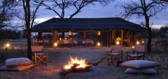 Olakira Camp - Night