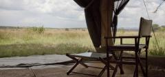 Olakira Camp - View