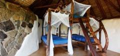 Sabuk Lodge - Bunk Beds