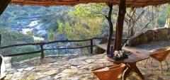 Sabuk Lodge - View
