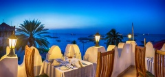 The Seyyida Hotel - Dinner with a view