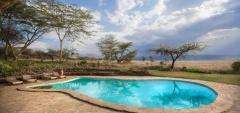 Lewa House - swimming pool