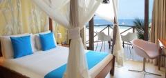 Z Hotel - A bedroom