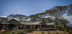 Entamanu Ngorongoro Main Camp