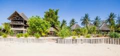 Milele villa - beach