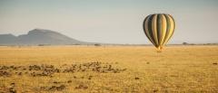 Serengeti safaris - ballooning